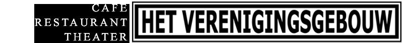 Het Verenigingsgebouw logo